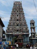 świątynia na Sri Lance