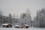 domki drewniane w górach